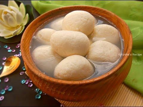 বেস্ট স্পঞ্জ রসগোল্লা রেসিপি || Sponge Rasgulla || Bengali Sponge Roshogolla Recipe