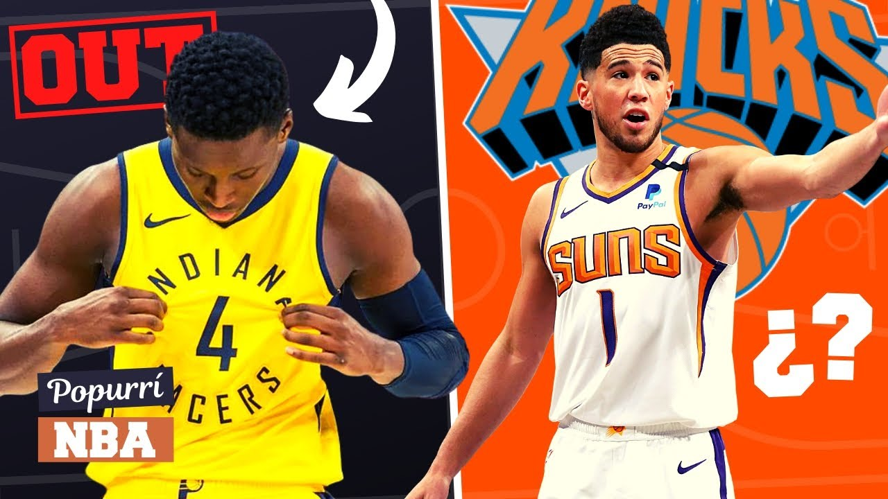 OLADIPO DICE NO A DISNEY ¿BOOKER A LOS KNICKS?