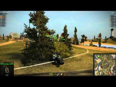 World Of Tanks 7.4 Test Server: Renault BS