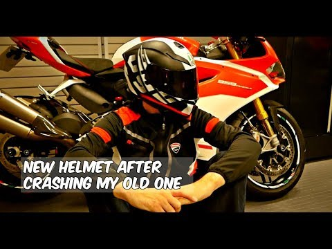 AGV K-5 S DARKSTORM - Unboxing & Review