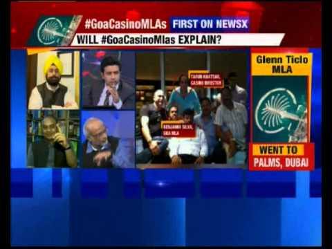 Nation at 9: Exposed: BJP MLAs Dubai jaunt. MLAs hosted by Dubai casino czar?