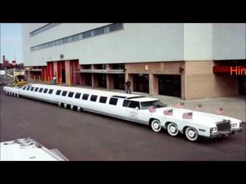 The Worlds Biggest Car >> World S Largest Car Youtube