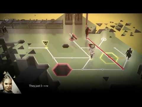 Deus Ex GO - 34 - Ironflank Bunker - Red alert