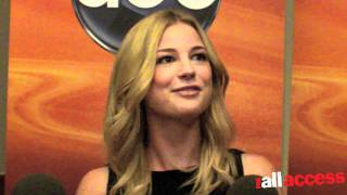 EMILY VANCAMP CONVINCED PRODUCERS TO LET HER HAVE 'REVENGE'