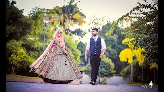 KERALA muslim  wedding highlights AMJIT and SWALIHA by WINGSMEDIA