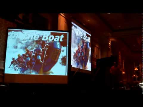 "Mickey ""Coach Mick"" Marotti speaking to Ohio High School Football Coaches in 2012"