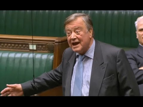 Kenneth Clarke speaks at Brexit Bill Committee in the House of Commons, 13 Dec 2017