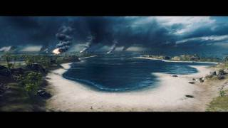 BF3 - Wake Island in (4K Resolution)