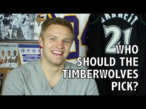 Minnesota SportsTalk: Who should the Timberwolves draft?