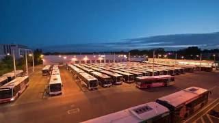FFG Dacharbeitsplätze für Busse und Schienenfahrzeuge