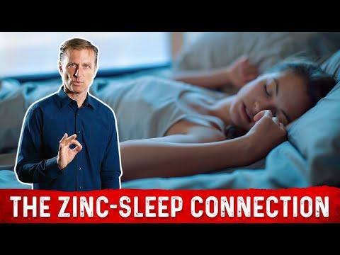 The Benefits of Zinc for a Deeper Sleep