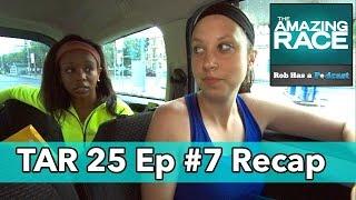 The Amazing Race 25 Episode 7 Recap | Friday, November 7, 2014