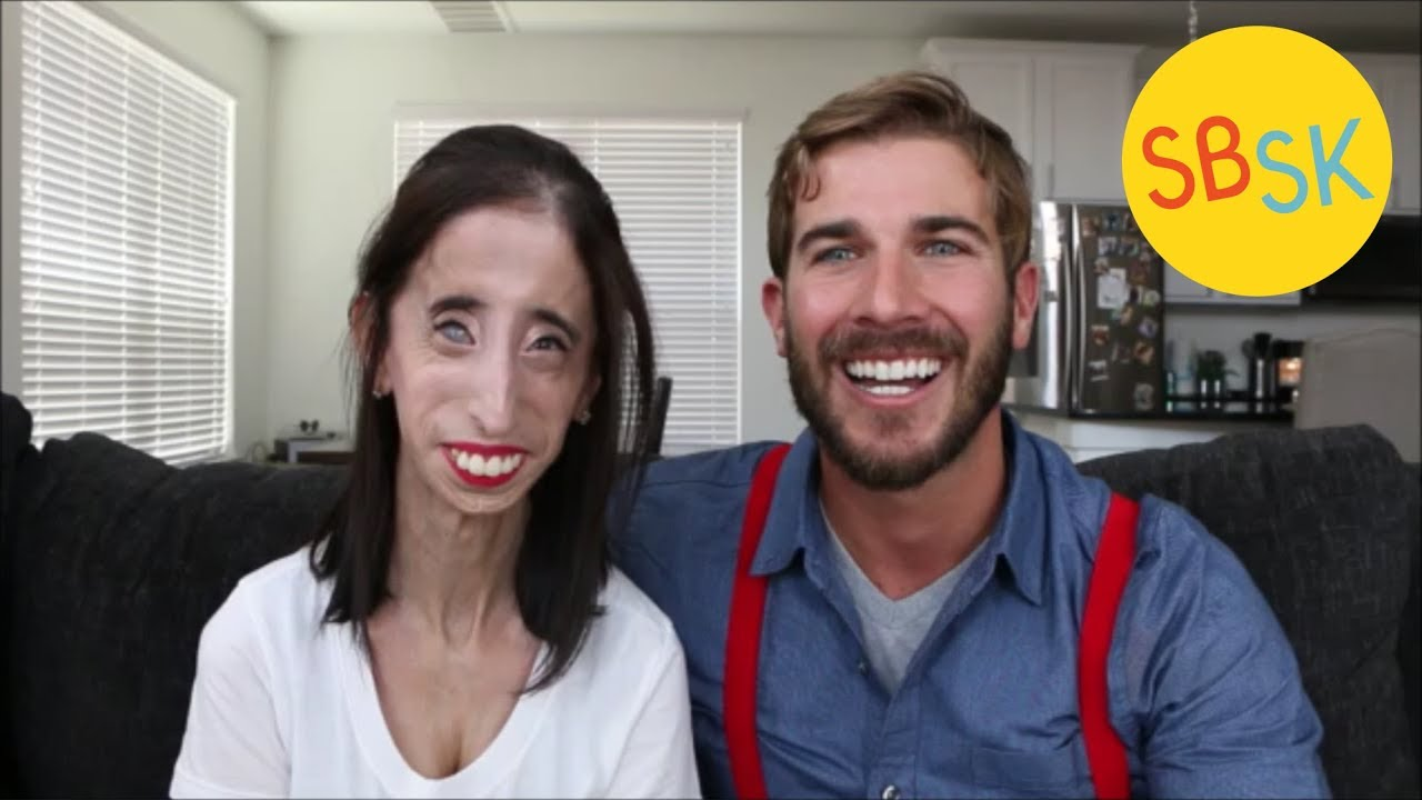 Lizzie Velasquez with Single