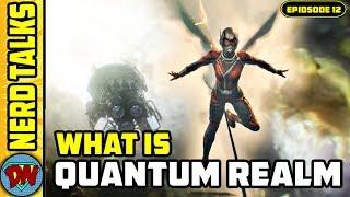 What is Quantum Realm | Nerd Talks Ep 12