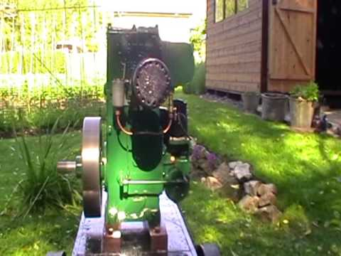 Petter A1 W0 vintage stationary engine from YouTube · Duration:  1 minutes 9 seconds