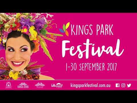 Kings Park Festival 2017 is here!