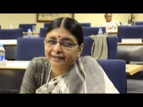 Dr Rukmani Ramani, MS Swaminathan Research Foundation