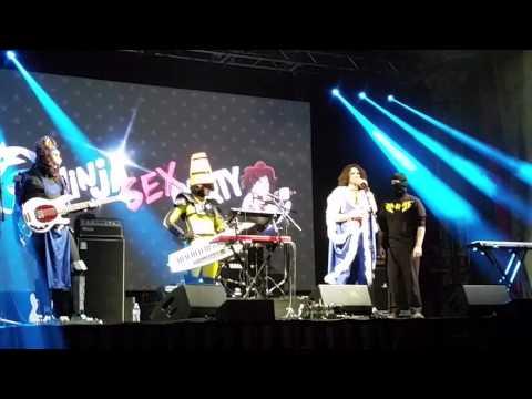 NSP concert- Danny's parents