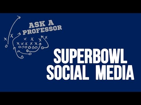 Georgetown on Super Bowl 50: Advertisers on Social Media