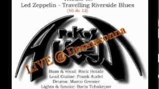 Augus Pokus tribute to Led Zeppelin - travelling riverside blues.mpg