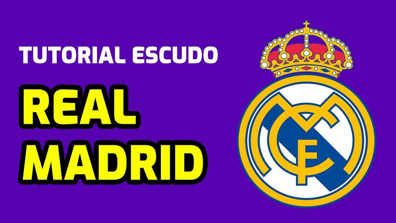 Tutorial Logo Real Madrid En Gomaeva Youtube