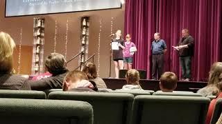 Eliene R - Baptism Testimony 10-28-18