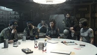 Crew Expendable Part 1 Alien: Isolation