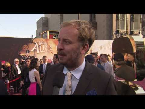 Alice Through the Looking Glass: Director James Bobin Red Carpet US Premiere