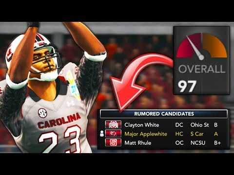 From 2-10 to 97 Overall + Leaving in Coaching Carousel | NCAA 14 Ultra Rebuild Pt. 9