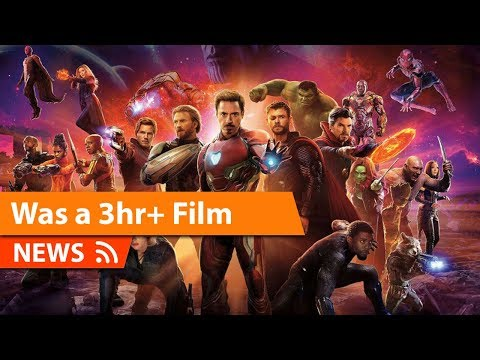 Disney Demanded Avengers Infinity War Cut Out 30min