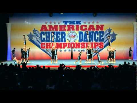 PREMIER All Male - Open CoEd Level 6 @ 2011 American Nationa