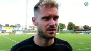 Sivebæk efter 2-0 i Roskilde: En solid kamp