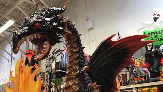 Home Depot Halloween Animatronics & Decor - Store Walkthrough / Merchandise Testing 2018