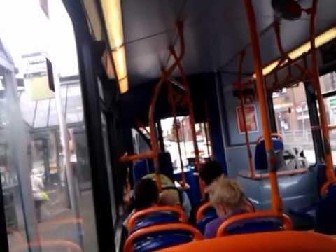 Argument on Greenock bus
