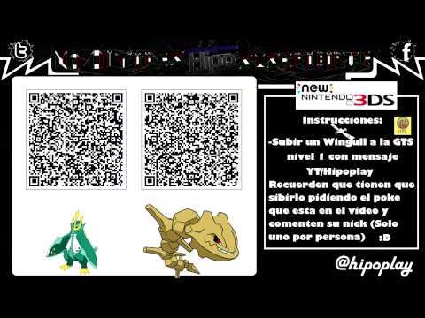 Terminado Code Qr Empoleon Amp Steelix Shinys Competitivos Pokemon Xy Oras Youtube