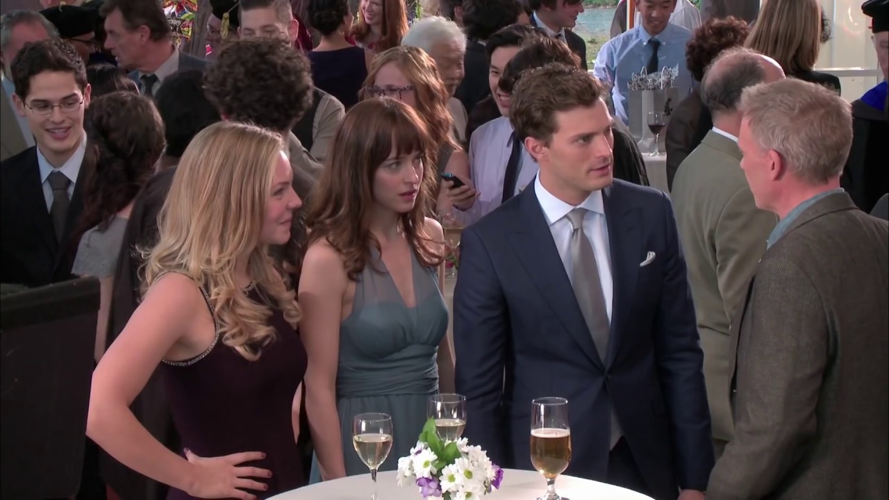 Download Fifty Shades of Grey | Unrated Edition | Jamie Dornan | Blu-ray Bonus Feature Clip | Own it Now