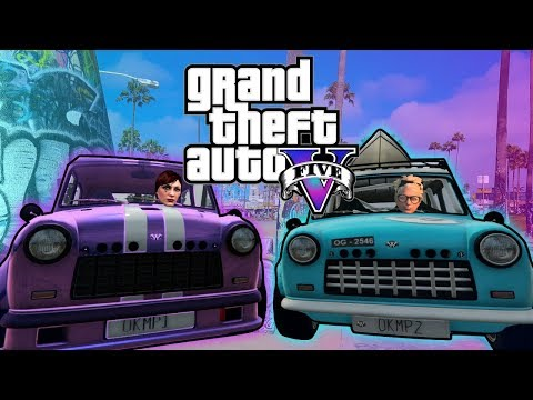 GTA 5 Online Funny Moments & Fails - Weeny Issi Classic Adventures!