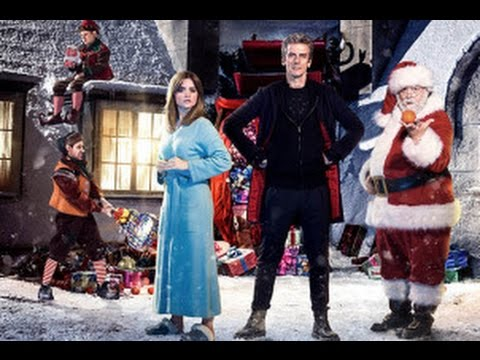 Doctor Who Last Christmas.Doctor Who After Show 2014 Christmas Special Last Christmas Afterbuzz Tv
