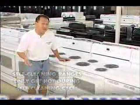 Appliance Direct! (Self Cleaning)
