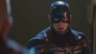 Капитан Америка против Жоржа Батрока. Первый мститель: Другая война. 2014
