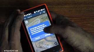 Nokia X2 Random Use, Hands-on, Game, Maps