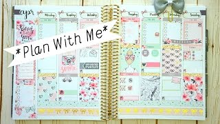 Plan With Me: Girly Kit ft. HelloPetitePaper (ECLP)