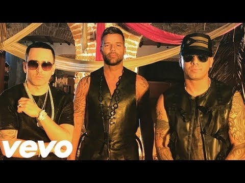 Wisin & Yandel Ft Ricky Martin - Fiebre (Vídeo Oficial) ( Detrás De Cámaras )