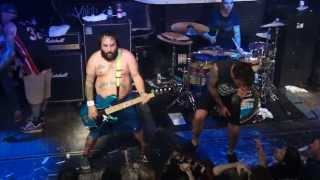 New Found Glory - Don't Let Her Pull You Down live 2013 - Live Pouzza Fest 2013 Montreal HD/HQ