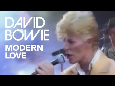 David Bowie - Modern Love (Official Video)