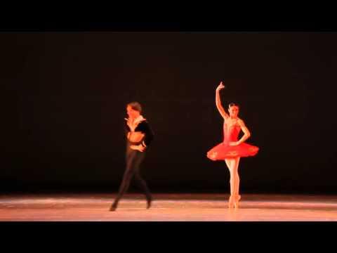 """Л. Минкус, па-де-де из балета """"Дон Кихот"""", хореография М. Петипа"""