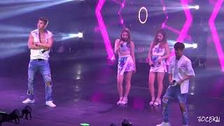 KARD - Side to side - Live Chile (Concepción) [fancam HD] Resimi