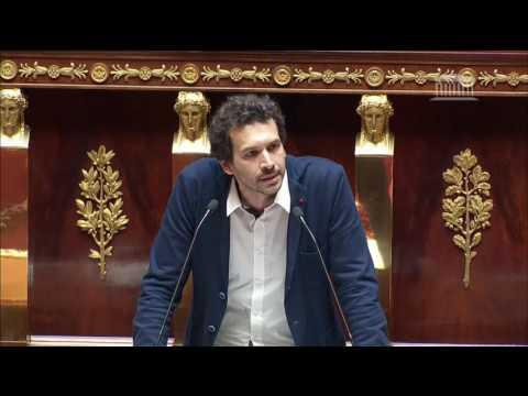 Un discours magistral du député insoumis Bastien Lachaud sur l'oligarchie !