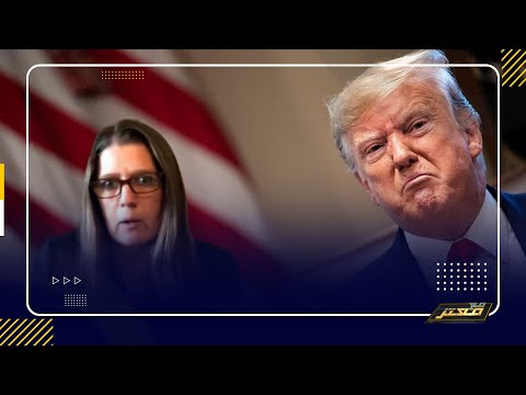 بعد إقالة وزير الدفاع الأمريكي أبنة شقيق ترامب: عمي لن يسقط بمفرده وسيسقط أمريكا معه !!