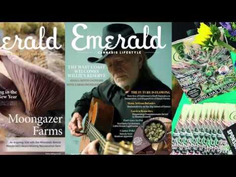 Christina De Giovanni The Emerald Magazine